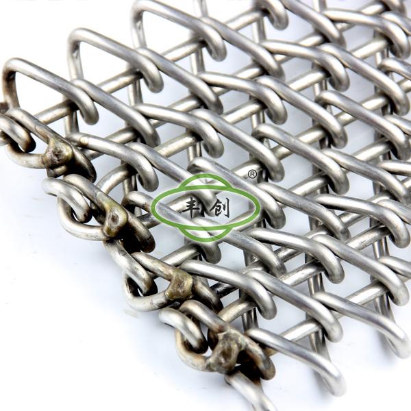 单向平衡型网带