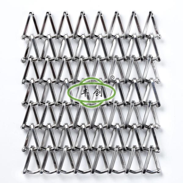 平衡型网带