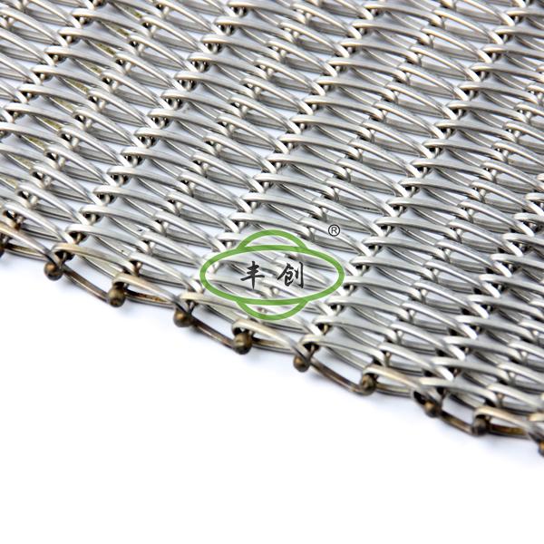 扁丝平衡型网带